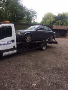scrap car hutton