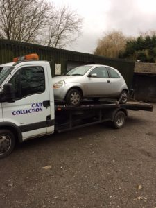 scrap cars blackmore