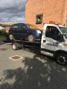 scrap car removal shenfield